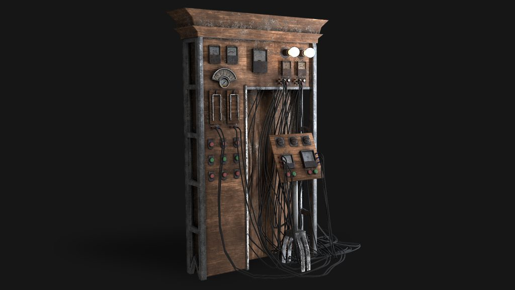 mad laboratory for vray