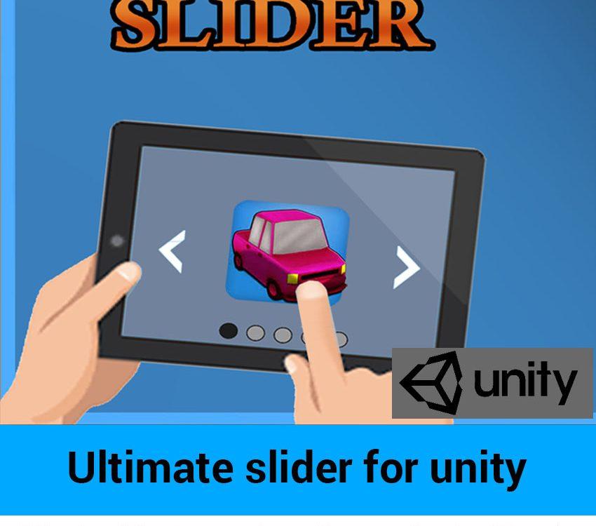 slider for unity