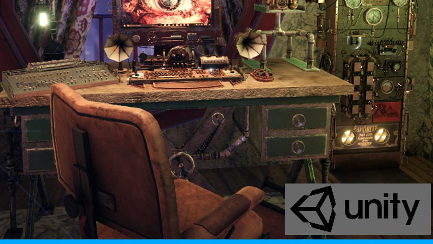 steampunk computer collection